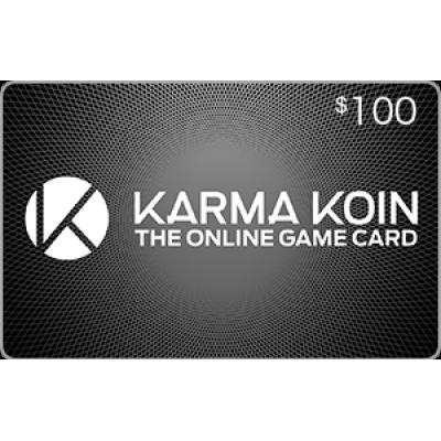 Nexon Karma Koin $100 [Digital Code]