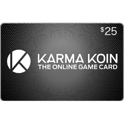 Nexon Karma Koin $25 [Digital Code]