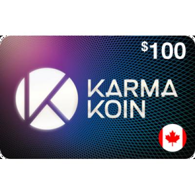 Nexon Karma Koin $100