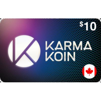 Nexon Karma Koin $10