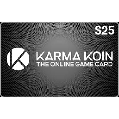 Nexon Karma Koin $25