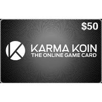 Nexon Karma Koin $50 [Digital Code]