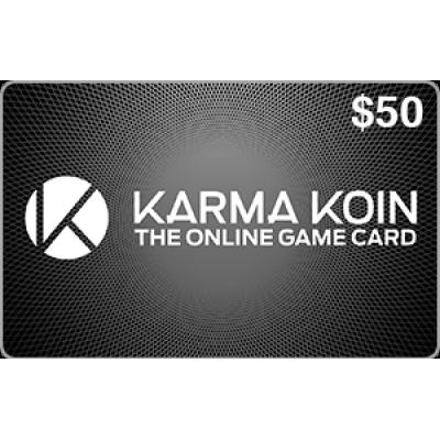 Nexon Karma Koin $50