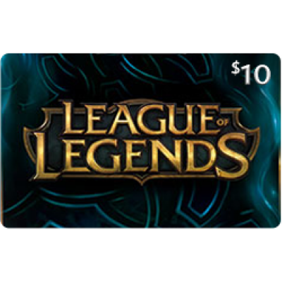 League of Legends $10 [Digital Code]