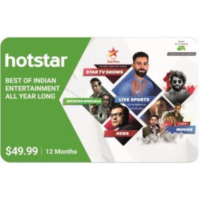 Hotstar Annual Access