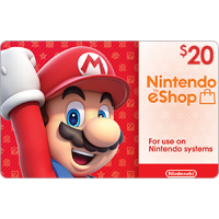Nintendo eShop  $20 [Digital Code]