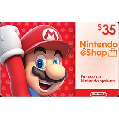 Nintendo eShop $35 [Digital Code]