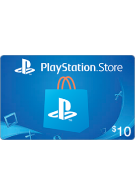 PlayStation Store $10 [Digital Code]
