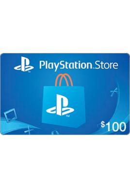 PlayStation Store $100 [Digital Code]