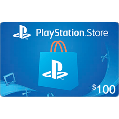 PlayStation Store $100