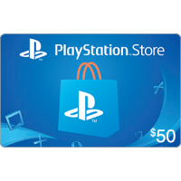 PlayStation Store $50 [Digital Code]
