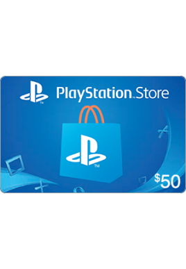 PlayStation Store $50 [Digital Code]
