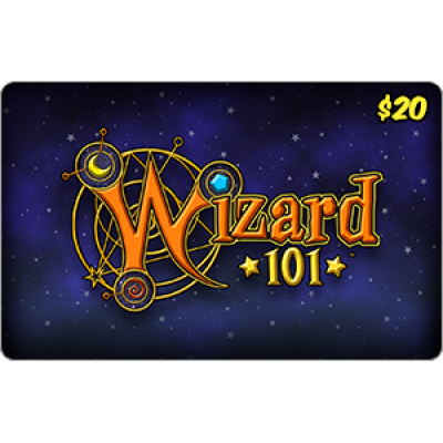 Kingsisle Wizard 101: $20