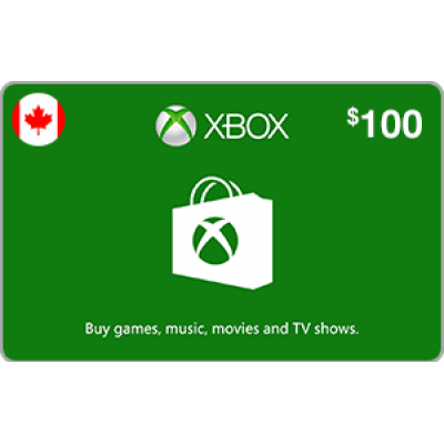 Xbox $100
