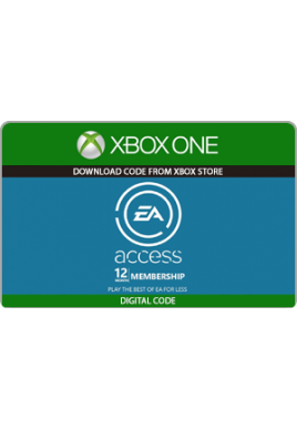Xbox EA Access 12 Month Subscription [Digital Code]