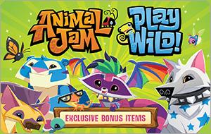 Animal Jam 3 Month Subscription