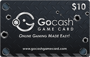 GoCash Game Card $10