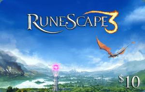 Jagex RuneScape $10