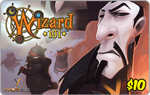 Kingsisle Wizard 101: $10