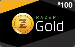 Razer Gold $100