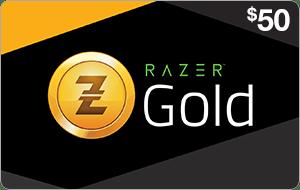 Razer Gold $50