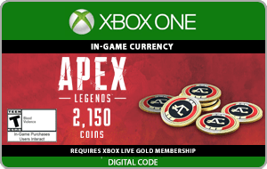 XBO APEX LEGENDS™ 2150 Apex Coins