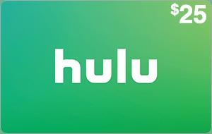 Hulu $25