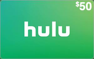 Hulu $50