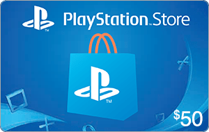 PlayStation Store $50