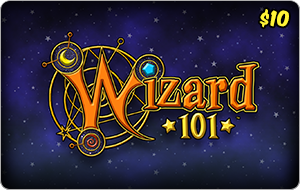 Kingsisle Wizard 101: 5,000 Crowns $10