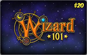 Kingsisle Wizard 101: $20