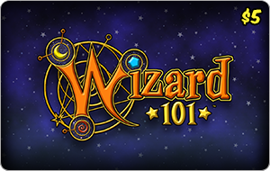 Kingsisle Wizard 101: 2,500 Crowns $5.00